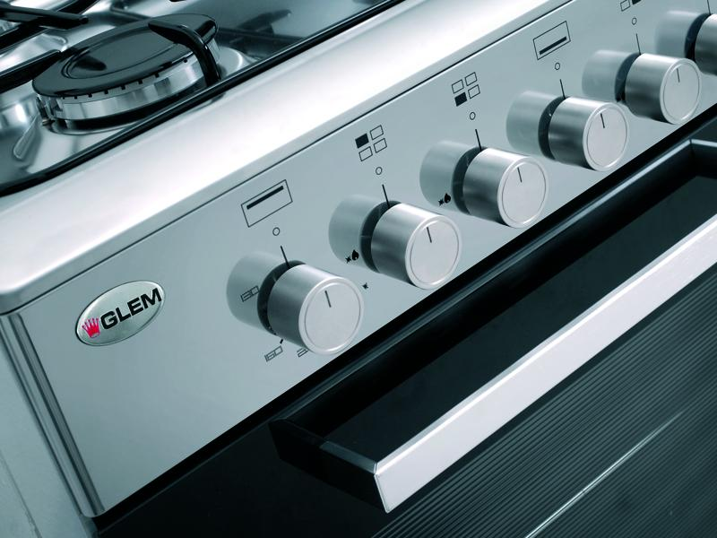 Gas Oven: Glem Gas Oven