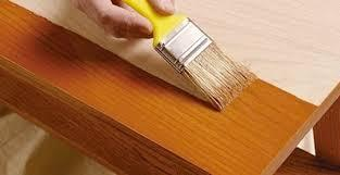 Epoxy Paint Furniture Polish Wood Varnish Villa Paint