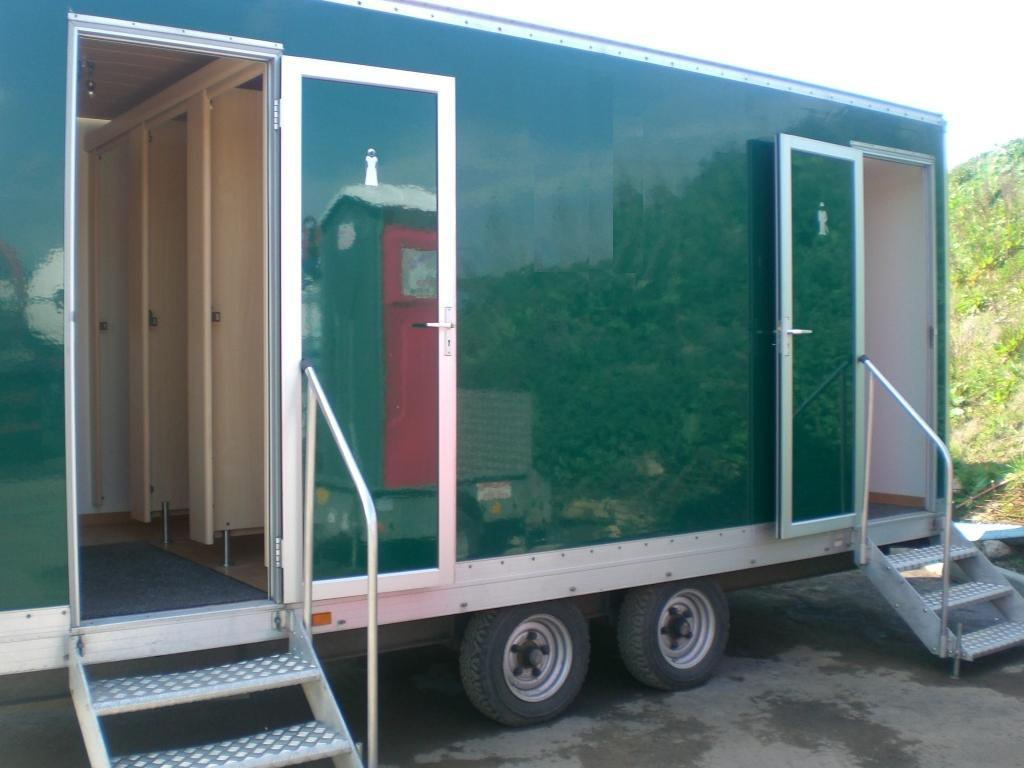 Redesigning The Portable Toilet