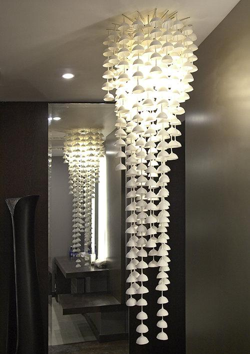 Heavy chandelier installation removing or chandelier cleaning dubai image 1 mozeypictures Choice Image