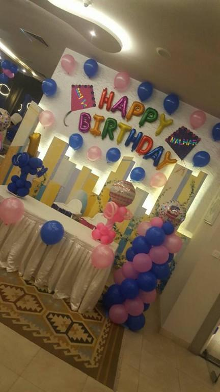 Balloon Decorations For Birthday Party Event Services