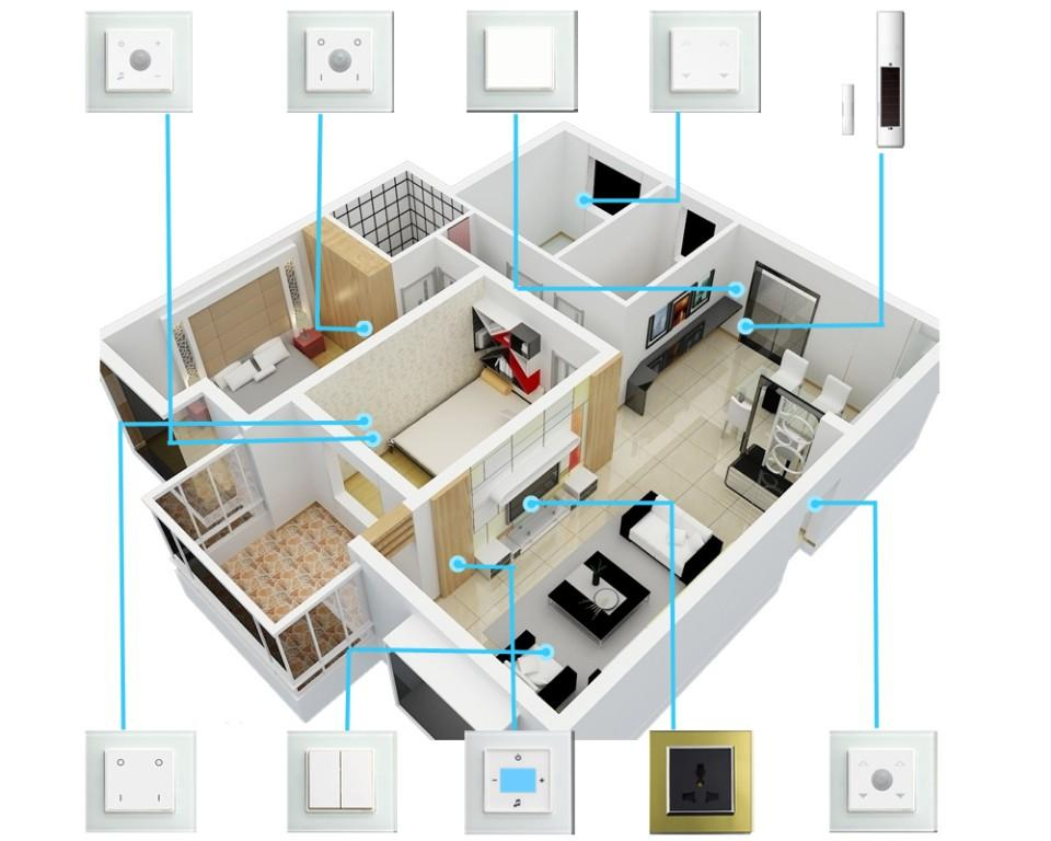 internet home network wiring services - house cabling dubai, uae -  image 18