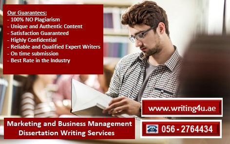 Assignment Help UAE Caters The Best Dissertation Writing Service For You!