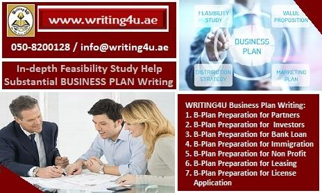 0508200128 Convincing Business Plan Writing in Ajman, UAE