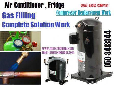 Air Conditioner Ac Compressor Replacement In Best Price