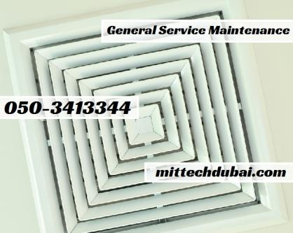 Central Ac Service Repair in Dubai and Filter Maintenance
